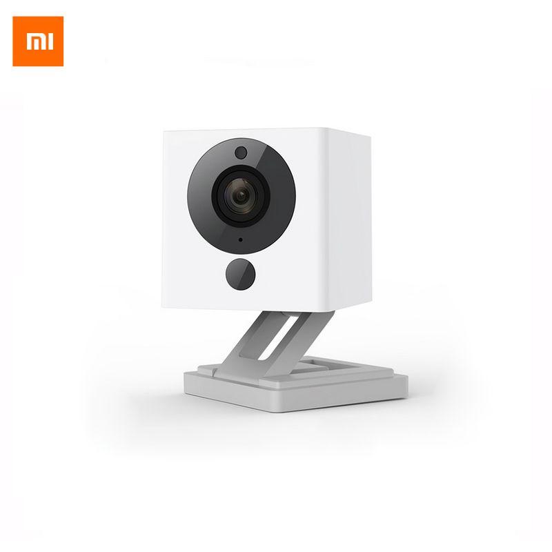 Xiaomi Xiaofang Smart IP Came ra 1080P Night Vision Wifi Cam era F2.0 Large Aperture Ratating Base Magnetic Adsorption