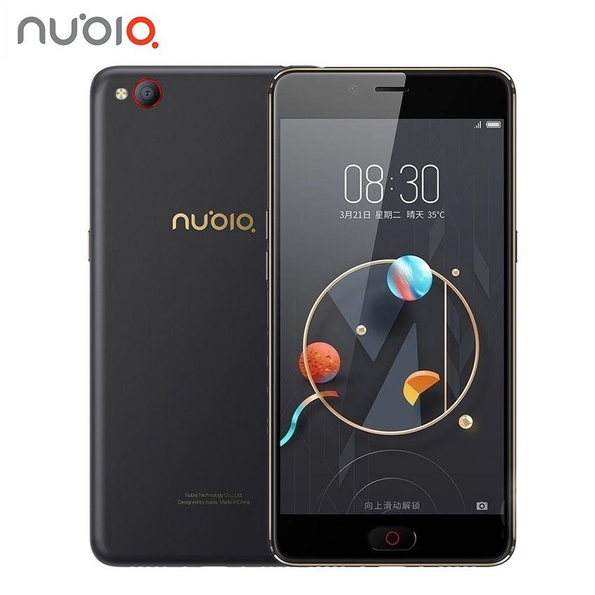 Original ZTE Nubia N2 4GB RAM 64GB ROM 5000mAh Smartphone 4G LTE 5.5