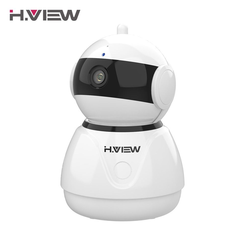 H.VIEW IP Camera 1080P WiFi Camera 2MP PTZ CCTV Cameras Easy Remote View on iPhone and Android Phone 1080P Security Cameras