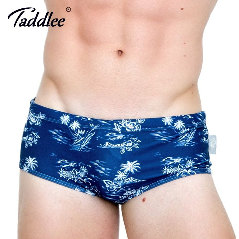 Taddlee Brand Men Swimsuits Swimwear Man Swimming Bikini Briefs Male Men's Swim Boxer Trunks Shorts Board Surf Bathing Suits New