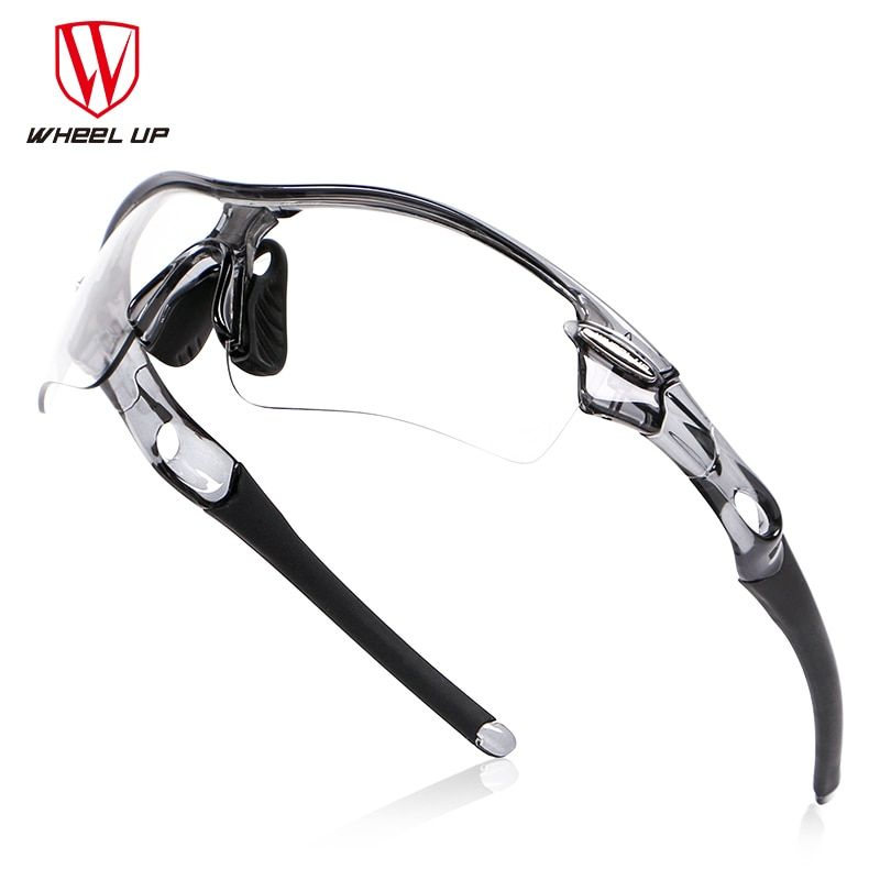 Wheel Up Sports Photochromic Polarized Glasses Cycling Eyewear Bicycle Glass Mtb Riding Accessories Unisex Cycling Sunglasses