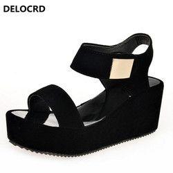 2018 New Gladiator Women shoes Roman sandals shoes Women sandals peep-toe flat Shoes woman sandalias mujer sandalias