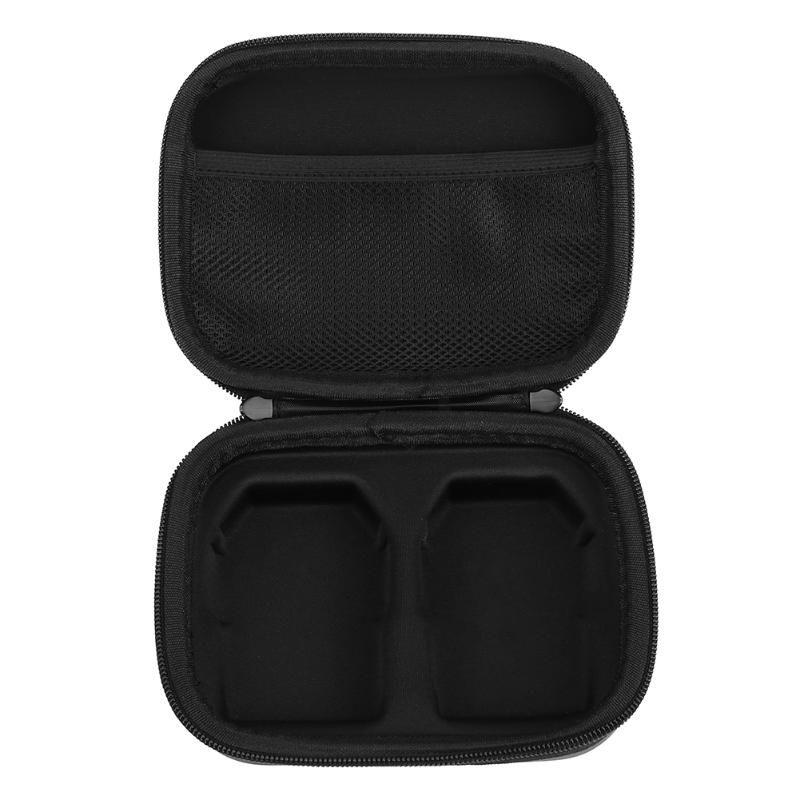 1pc Black EVA Hard Portable Carry Case Battery Part Storage Bag for DJI Mavic Pro Protective Case Box