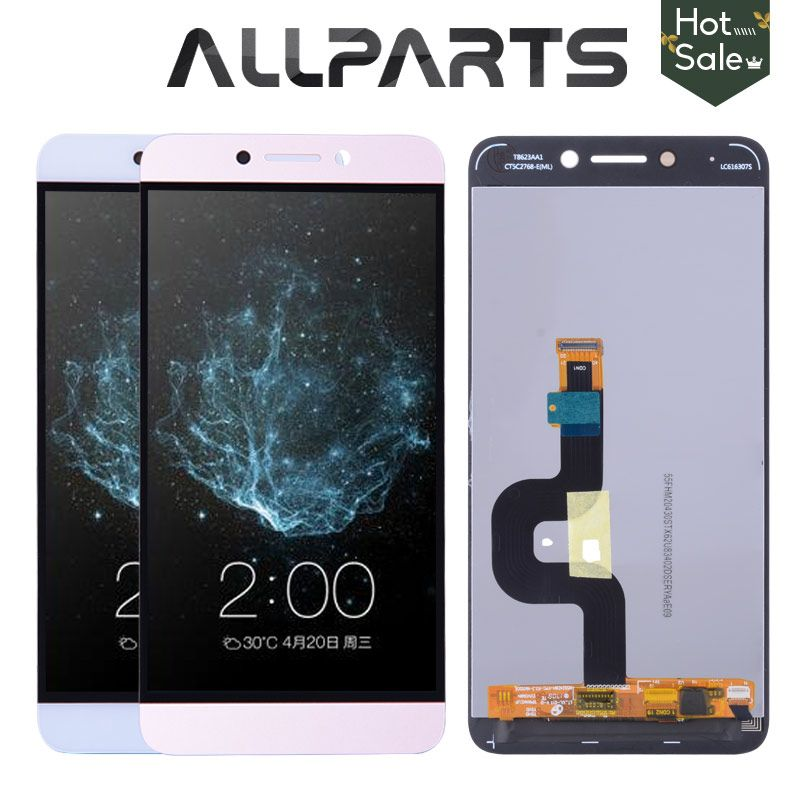 5.5'' IPS Display For LeTV Leeco Le 2 LCD Touch Screen Digitizer Le X527 LCD X520 X522 X620 Leeco Le S3 X626 LCD Replacement