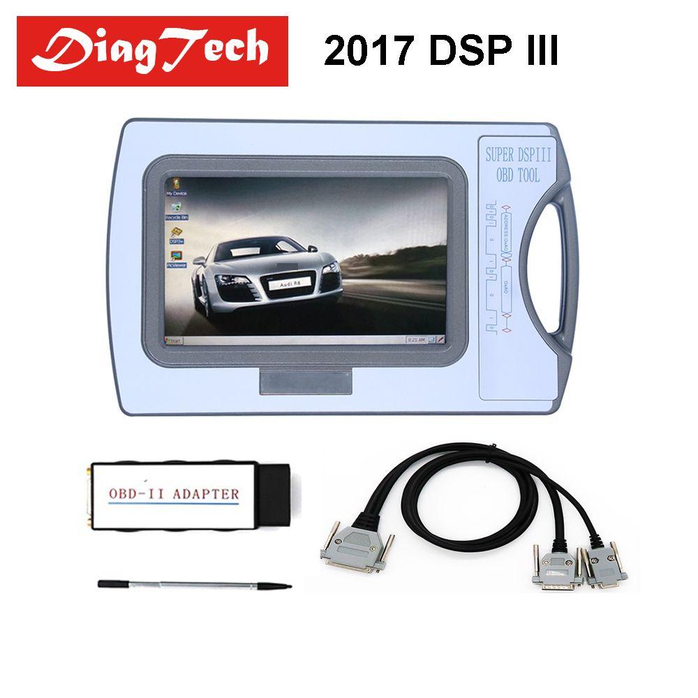 2017 Version Entfernungsmesser-korrektur Werkzeug DSP3 DSPIII KM Werkzeug DSP 3 DSP III Arbeit Für 2010-2017 Jahre Neue modelle Durch OBD2