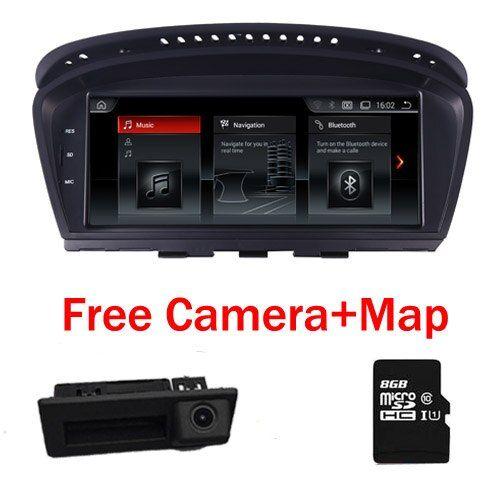 2018 Hot Android 7.1 Car radio multimedia player for BMW 5 Series E60 E61 E63 E64 E90 E91 E92 CCC CIC Support iDrive Parking