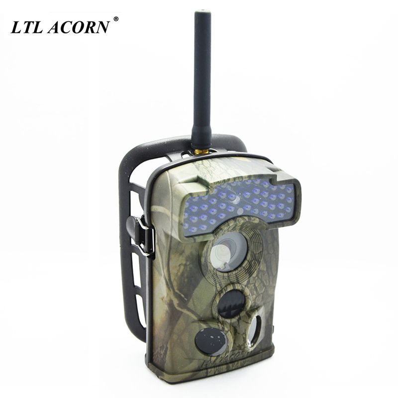 LTL ACORN 5310WMG Photo Traps GSM MMS GPRS Wild Camera Traps 12MP HD 940NM IR Trail Hunting Camera Waterproof Scouting Camcorder