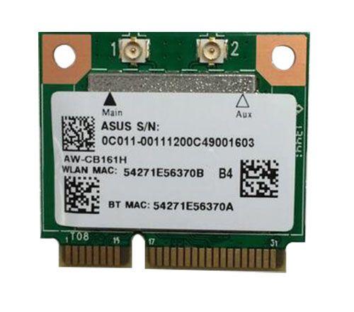 Azurewave Realtek RTL8821AE 802.11AC 433 Mbps WiFi Bluetooth 4.0 Combo Adapter Wlan half Mini pci - e Bluetooth sans fil WiFi carte