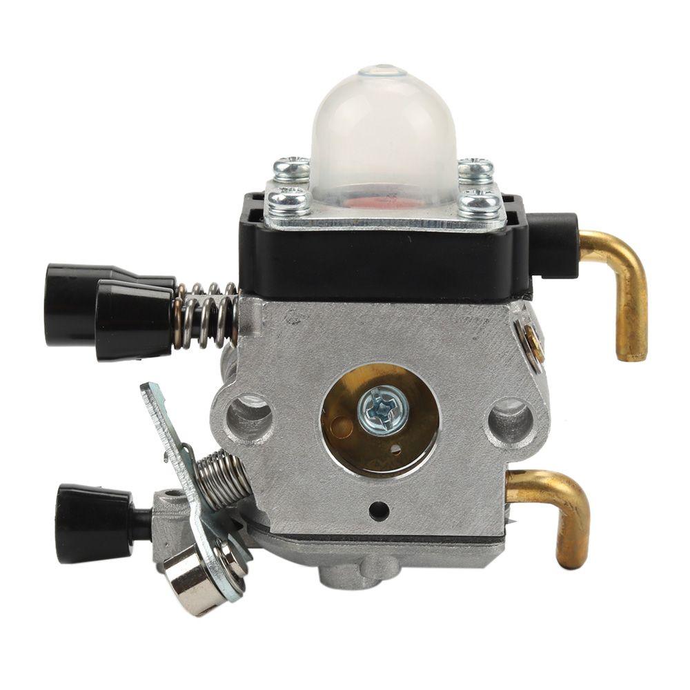 Carburetor For Stihl FS38 FS45 FS46 FS55 FS55R FS55RC KM55 C1Q-S186A/ C1Q-S143/ C1Q-S153/ C1Q-S71 Trimmer