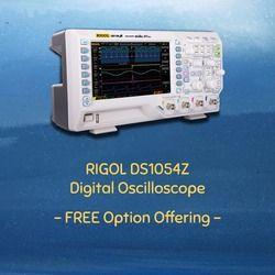 RIGOL DS1054Z 50 MHz Oscilloscope Numérique 4 canaux analogiques 50 MHz bande passante
