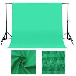 1.6X2/3M Photo Background Photography Backdrops Backgrounds Studio Video Nonwoven Fabric Chroma key Backdrop