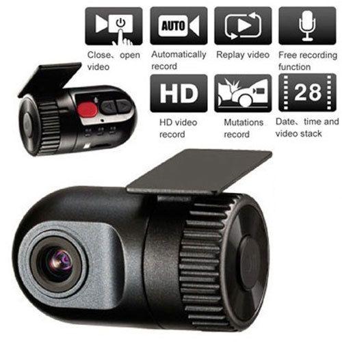 ANSHILONG Mini 1080 P Auto DVR Video Recorder Auto-flugschreiber mit g-sensor 16G TF Karte Plötzlichen Event Ausgelöst Alarm-aufnahme Funktion