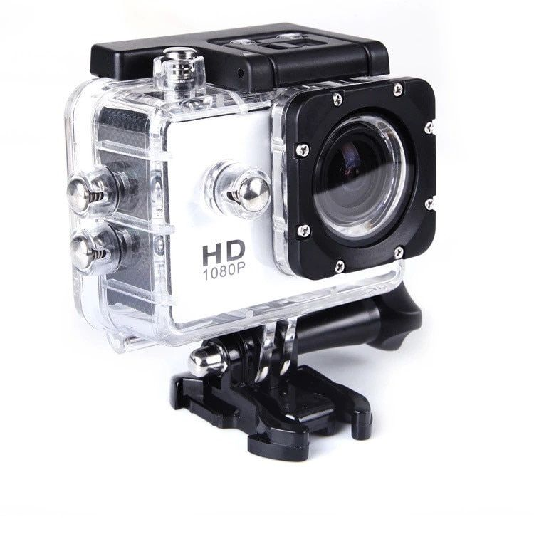 G22 1080 HD Waterproof Digital Video Camera For Home and Sports Use.