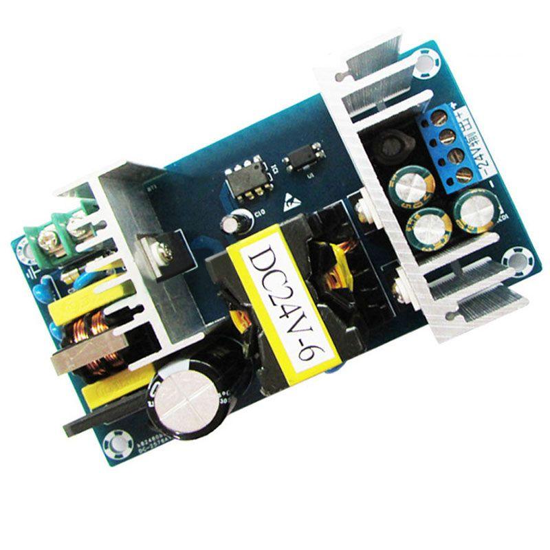 AC-DC модуль питания AC 100-240 В к DC 24 В 9A импульсный источник питания