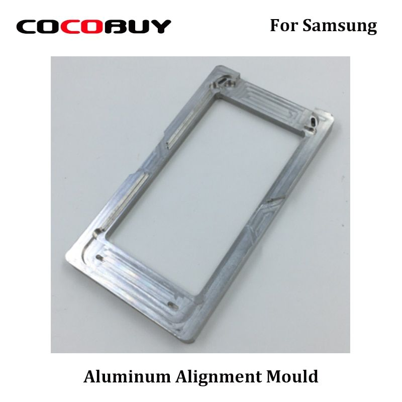 Novecel Free Shipping Aluminum Alignment Mould For Samsung J7 2017/730 J710 J530 J510 J330 J320 A7 2017/A720 A520 A510 A320 A310