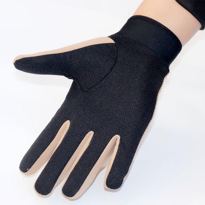 Высокое качество Тактический против скольжения Полный пальцев Прихватки для мангала открытый Перчатки Походные