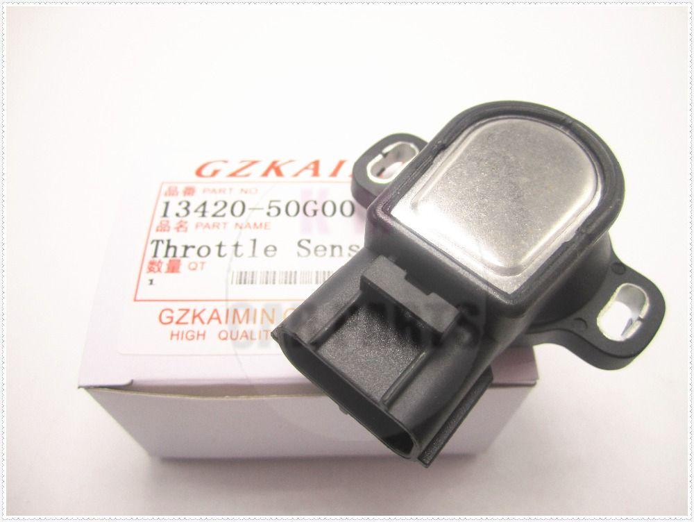 new Throttle Position Sensor OEM 13420-50G00 fits FOR Chevrolet for Geo Suzuki TPS Throttle Position Sensor 13420-50G00