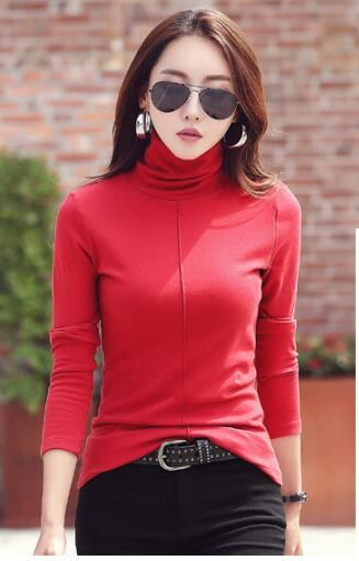 The new season, backing long-sleeved T-shirt unlined upper garment dress cultivate one's morality-ZH-39