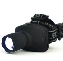 600 Lumens LED Phare de Phare lampe de Poche Frontale Lanterne Zoomables Tête Lampe Torche À Vélo Pour Camping Chasse Pêche ZK90