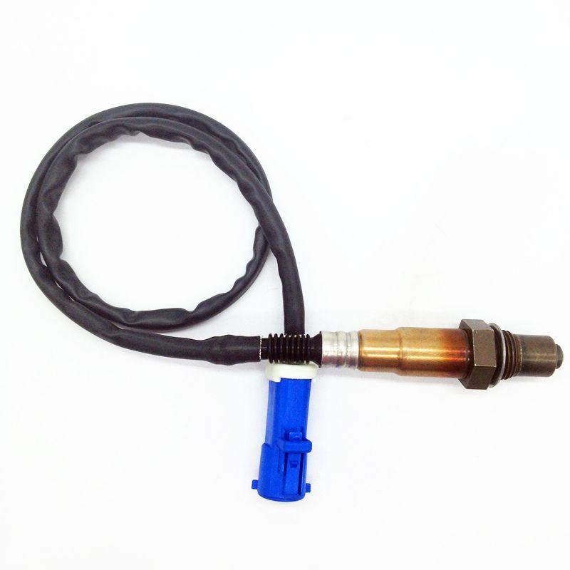 OE #: 0258006569 0 258 006 569 sonde Lambda en aval capteur d'oxygène pour Ford Focus 2 3 c-max avec prise bleue capteur d'oxygène Denso