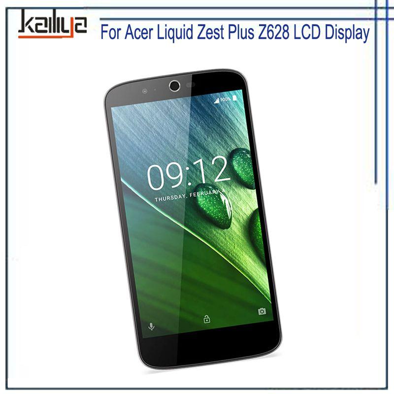 Für Acer Liquid Zest Plus Z628 LCD Display + 5,5 zoll Touchscreen Digitizer Assembly Ersatz Für Acer Handy LCDS