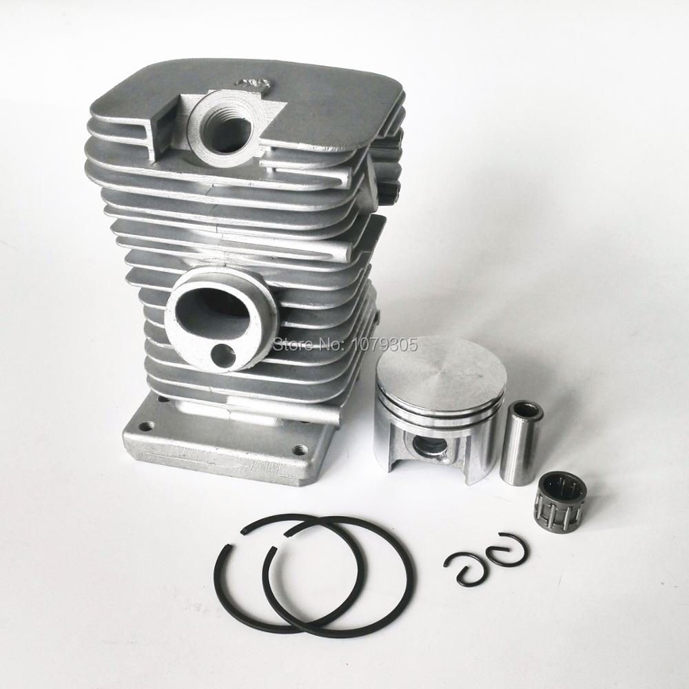 38mm Cylinder Piston Rings Needle Bearing Kit For STIHL MS180 MS 180 018 Chainsaw