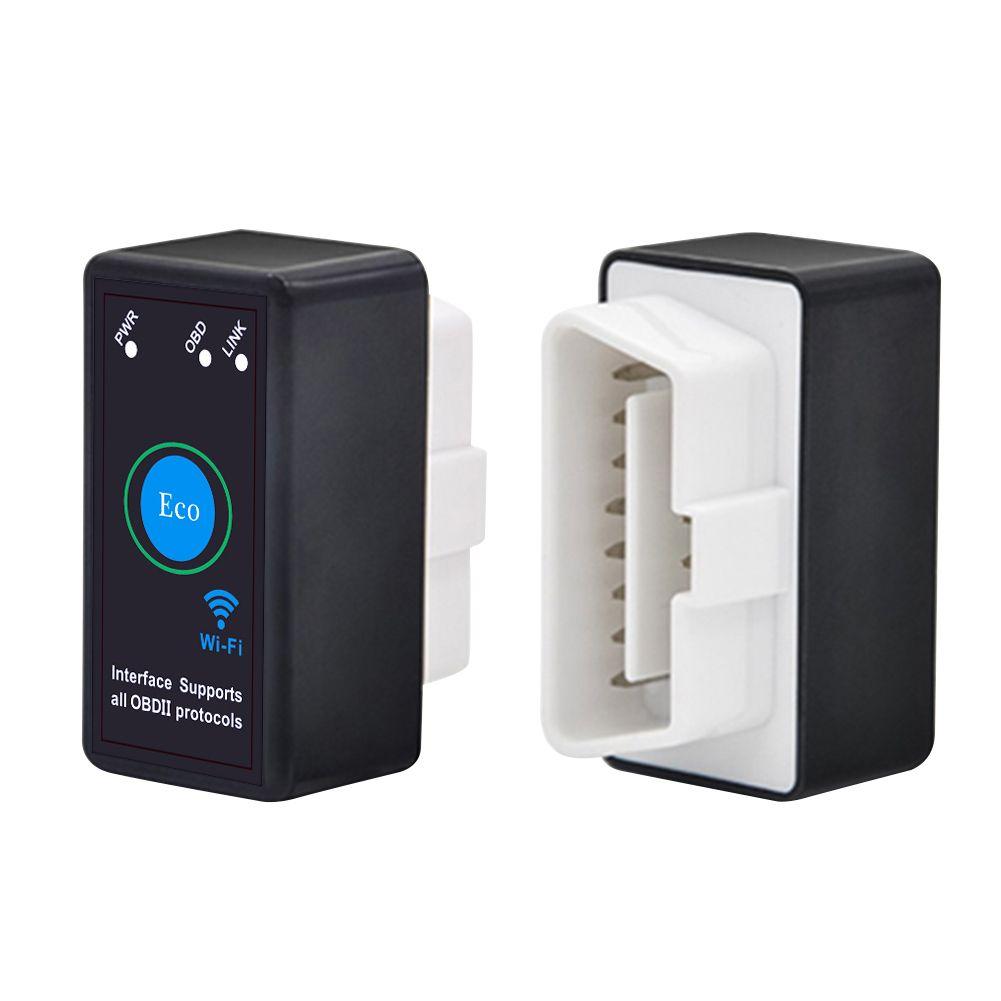 2019 chaud ELM327 OBDII OBD2 V1.5 WiFi voiture Diagnostic sans fil Scanner outil voiture accessoires ELM327 V1.5 M8617