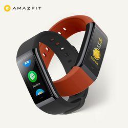 [Versión en inglés] Pulsera Xiaomi Amazfit Cor MiDong 1,23 pulgadas pantalla IPS a Color pulsera inteligente con monitorización de latido cardíaco resistente al agua 50m