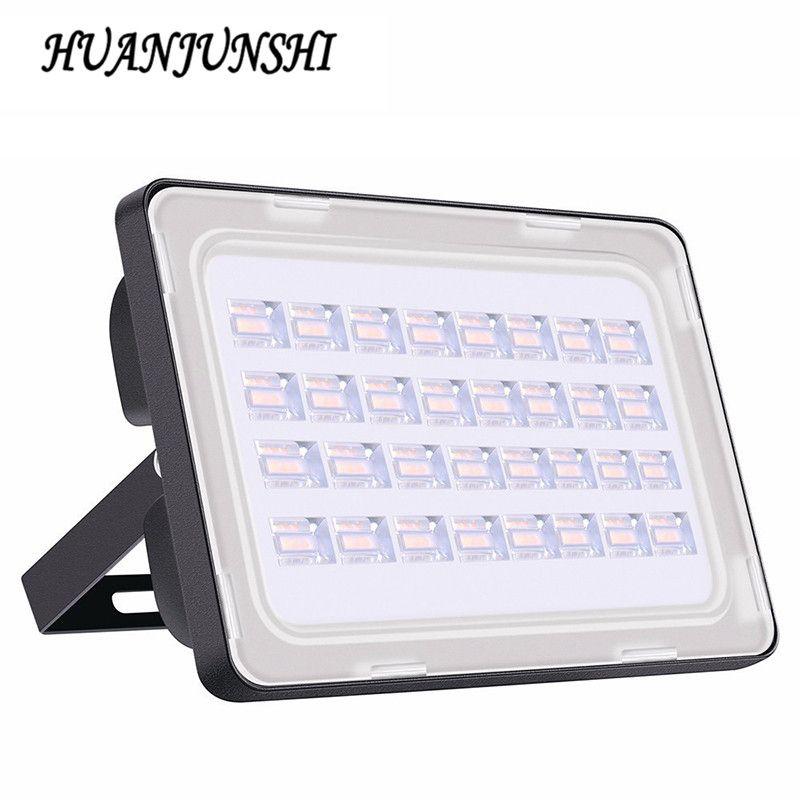 2pcs 100watt Led Flood Light Waterproof Led Floodlight 100W 9000LM Outdoor Lighting 200-240V Led Reflector Outdoor Spotlight