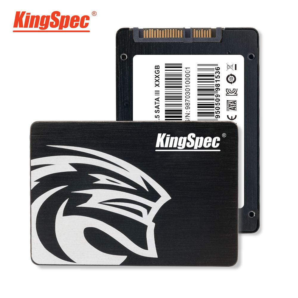 KingSpec SSD SATA3 1 TB SSD 1200 GB SATAIII hdd 2,5 Zoll Solid State Drive für Notebook Laptop Desktop