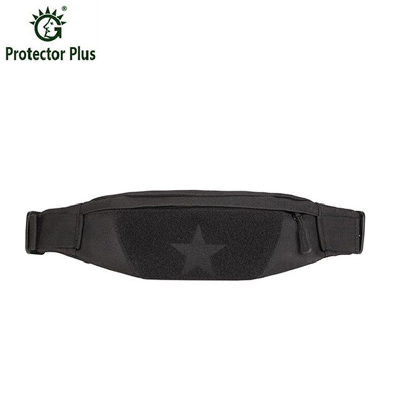 Protector Plus Tactics Riding Waist Bag Camp Hike Belt Pocket Nylon Camouflage Military Phone Waist Pack Equipment Militar
