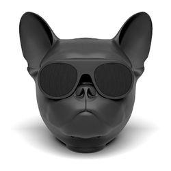 Teal Aerobull Nano Wireless Speaker Bulldog Bluetooth Speaker Outdoor Portable Bass Speaker Touch Control