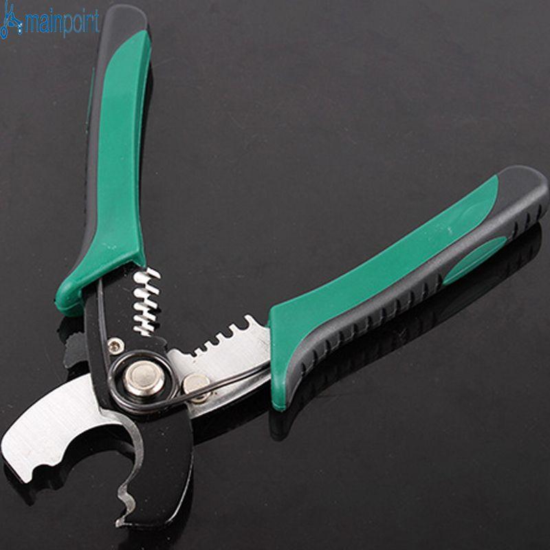 Heißer Verkauf Multi-tool 8 Abisolierzange Kabel Schneiden Scissor Strippen Zangen Cutter 1,6-4,0mm Handwerkzeuge Ferramentas Herramientas