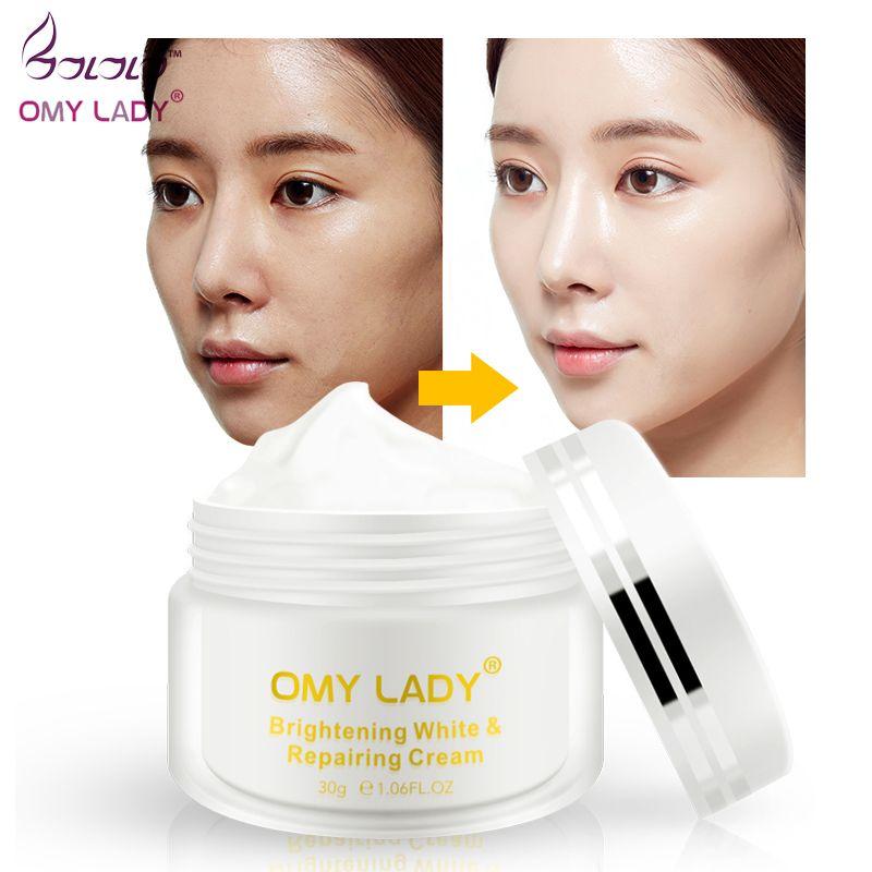 OMYLADY Day Creams Korean Cosmetic Deep Moisturizing Face Cream Hydrating Anti Wrinkle whitening Cream Lift Esseence Skin Care