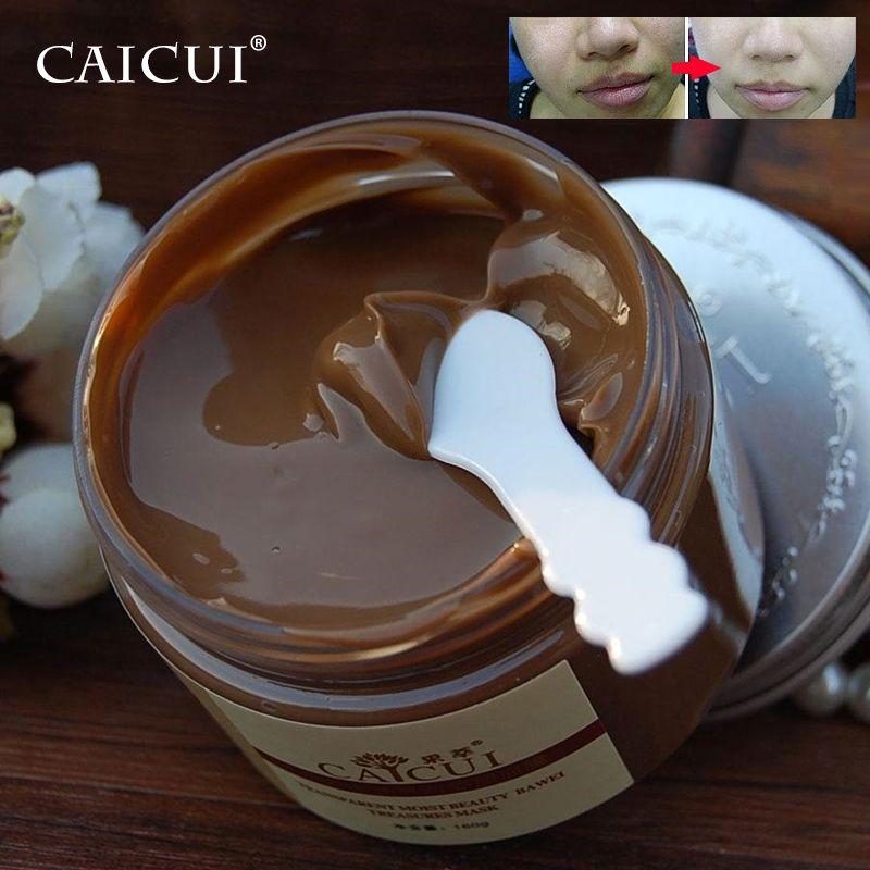 Point noir Masque Purifiant Noir Tête Traitements de L'acné Médicale Masque Facial Masque à L'argile Soins Du Visage Aspiration Nettoyage En Profondeur CAICUI