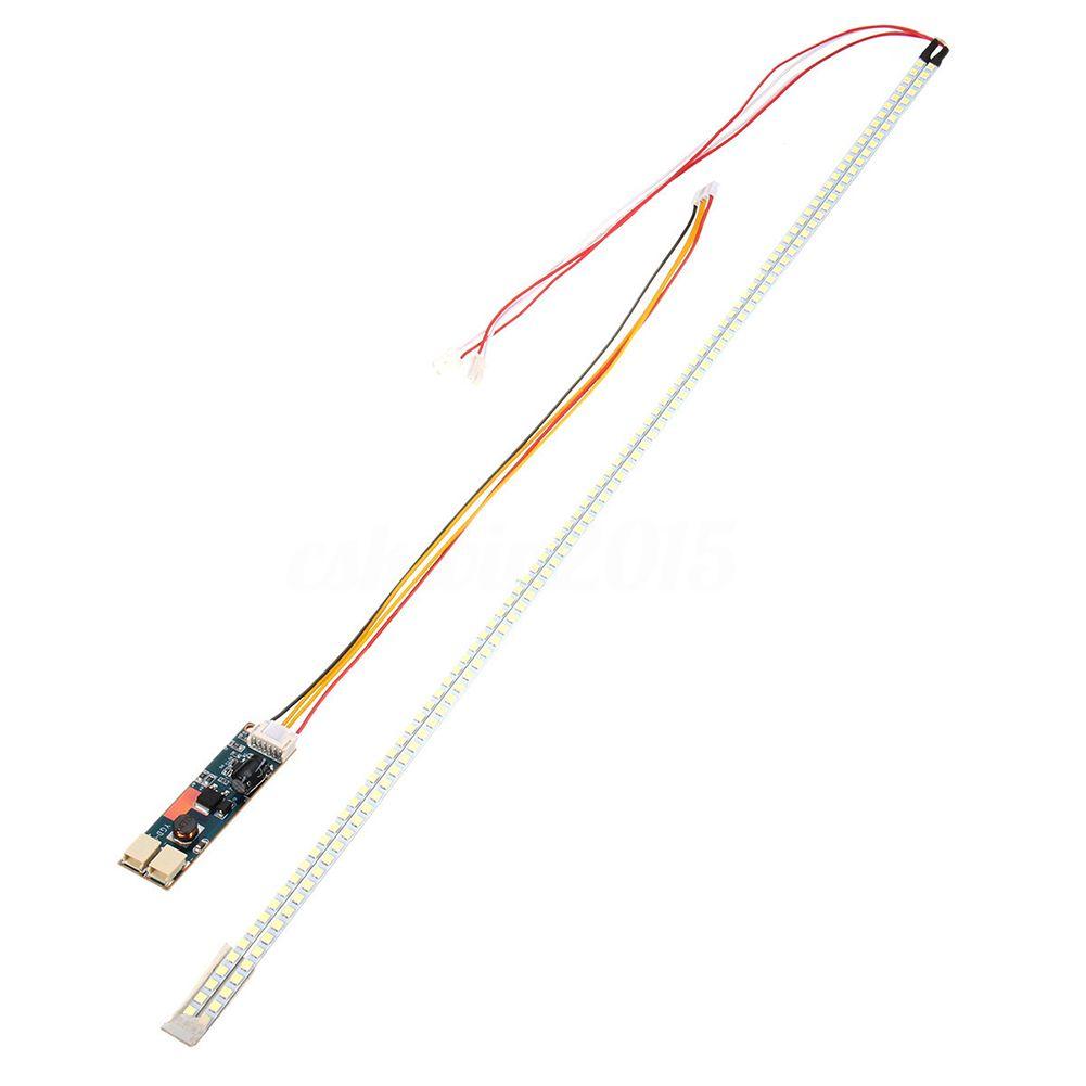 540mm Led-hintergrundbeleuchtung Streifen Kit Für 24 zoll Update CCFL LCD Bildschirm, Um LED-Monitor