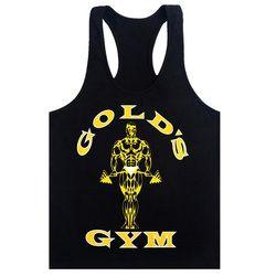 Ors Débardeur Hommes Sans Manches Chemise Musculation Remise En Forme de Limon Hommes de Coton Maillots Muscle Vêtements D'entraînement Gilet B-28