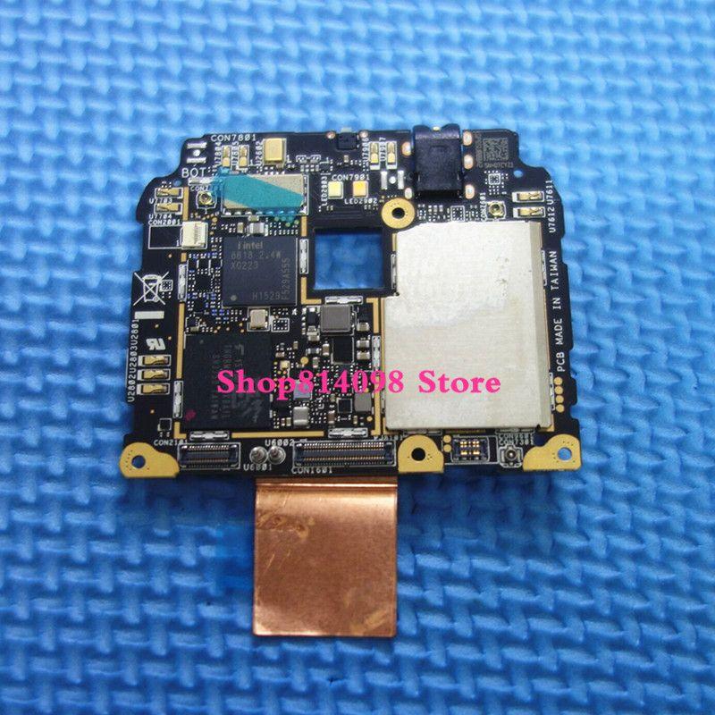 Motherboard Fit For ASUS ZenFone 2 ZE551ML Mainboard RAM 4GB+16GB Z3560 / 4GB+128 GB Rom3580 CPU 2.3GHz Logic Board
