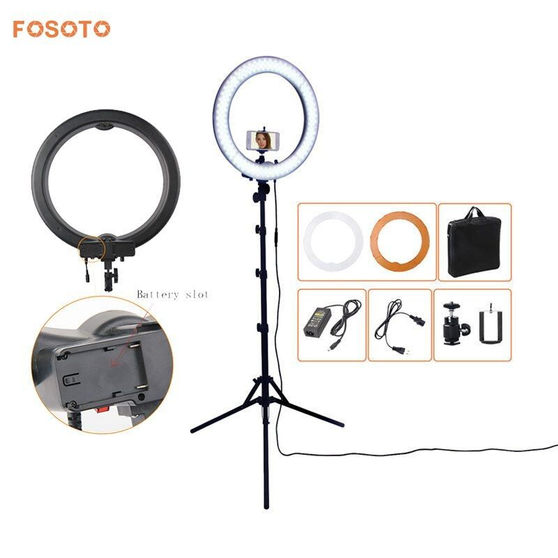fosoto Camera Photo Studio Phone Video 18