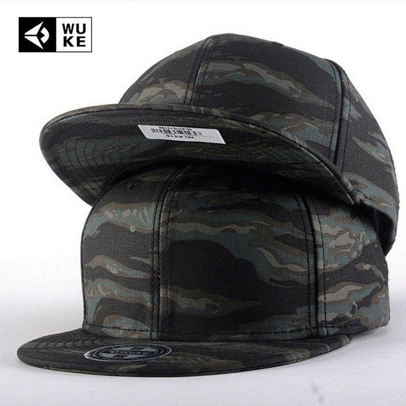 Flexfit marque Camo Snapback casquettes 2017 nouveaux Hip Hop chapeaux pour hommes femmes Camouflage casquette de Baseball Style camionneur os Aba Reta 2018