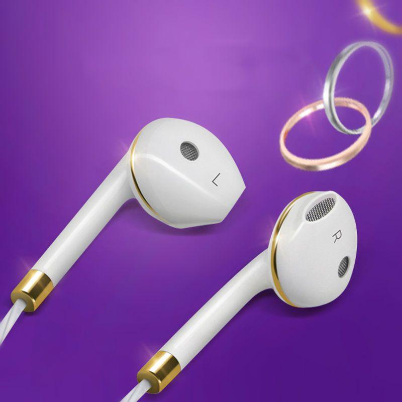 Top qualität draht kopfhörer für iphone 5s 6s 7 s iphone x sony ohrhörer bass Stereo Kopfhörer headset Mit Micfor apple xiaomi telefon