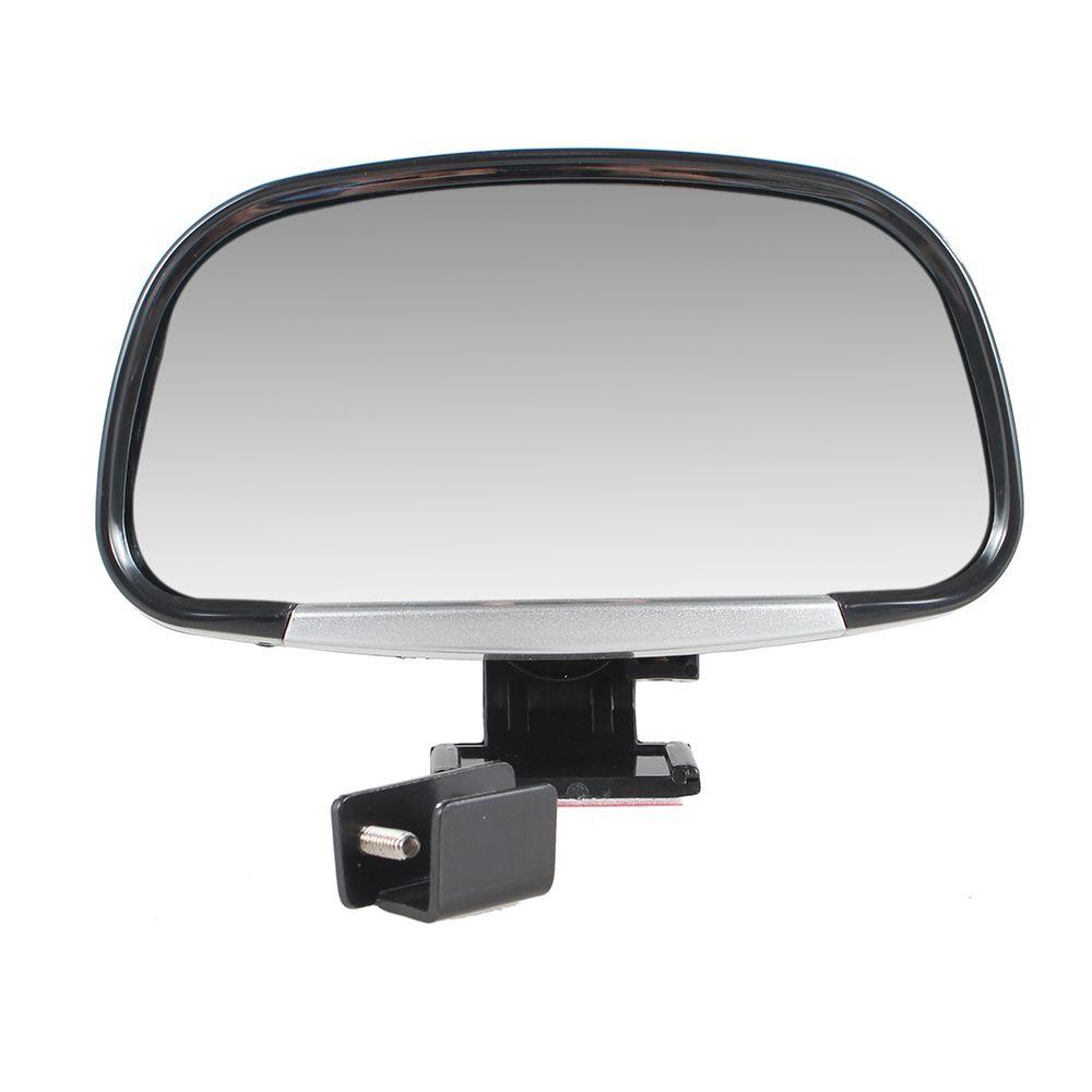2 pièces véhicule couleur noire angle mort miroir voiture côté rétroviseurs Auto accessoires aile miroir