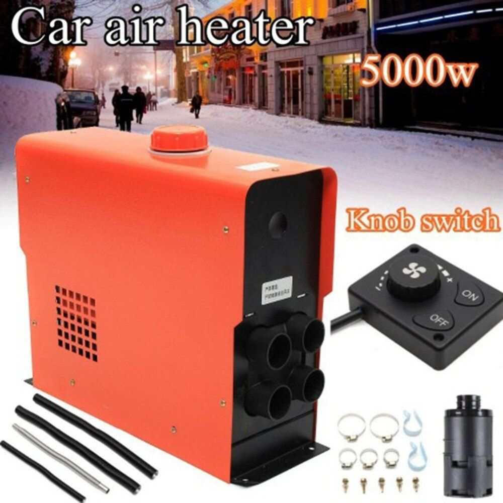 Car Heater 5KW 12V Air Diesels Heater Parking Heater For Cars Trucks Yachts Boats Motor-Homes Air Parking Hot Selling
