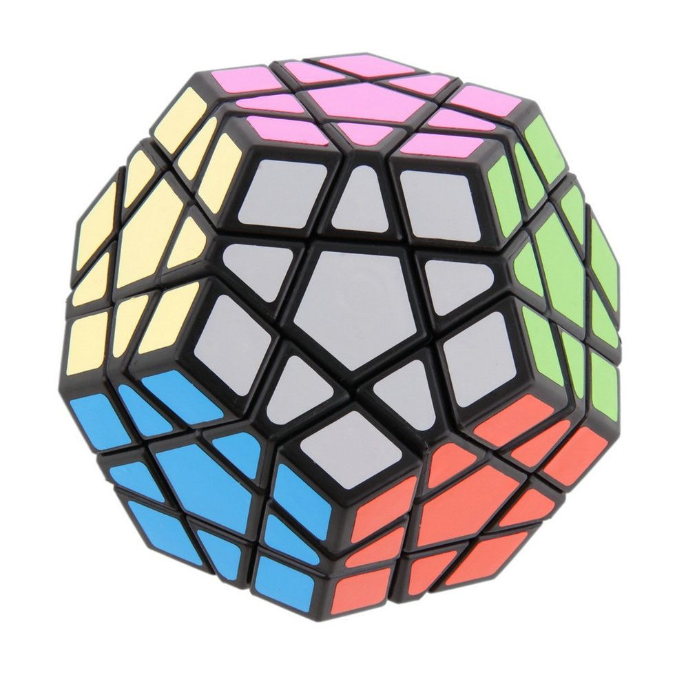 Hot! OCDAY Special Toys 12-side Megaminx Magic Cube Puzzle Speed Cubes Educational Toy New Sale