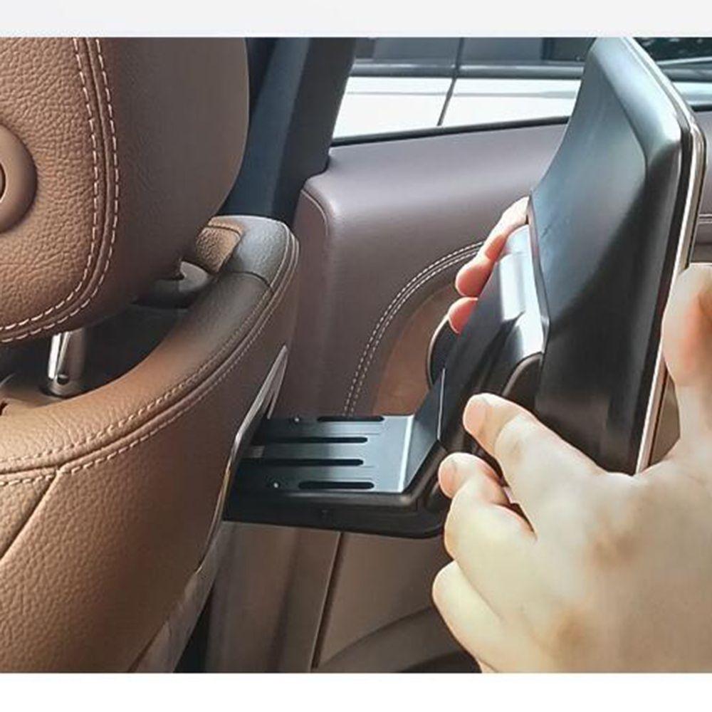 Stecker Und Spielen Auto TV Bildschirm Auto Kopf Unterstützung DVD Monitor Für Mercedes CLS 450 2018 Android 7.1 Hinten Sitz Unterhaltung system