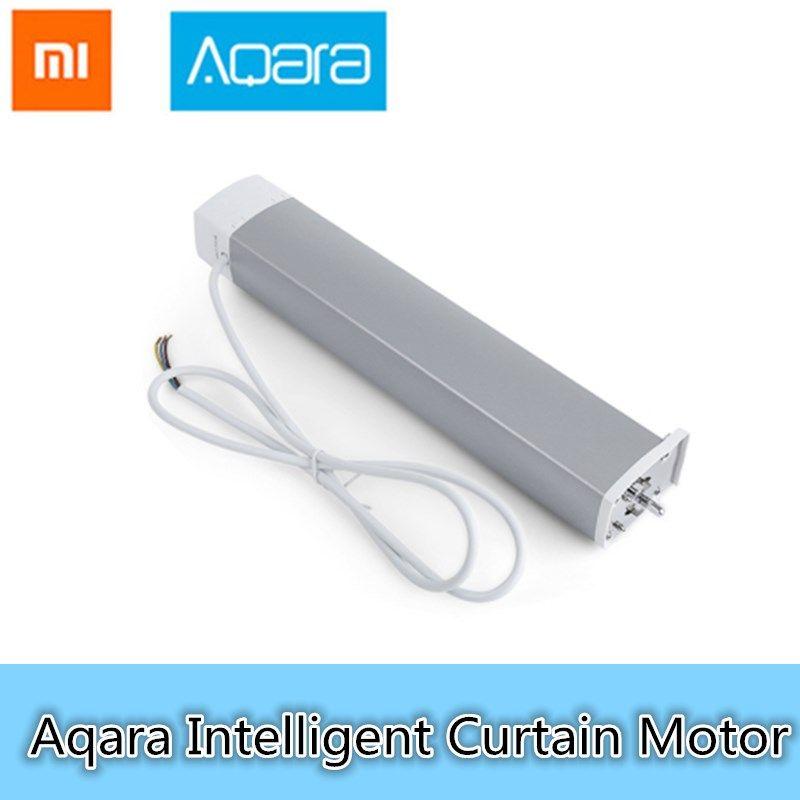 Xiaomi Aqara Intelligent Smart Curtain Motor ZiGBee Wifi For xiaomi Smart Home Device Mi Home Smarphone APP Remote Control