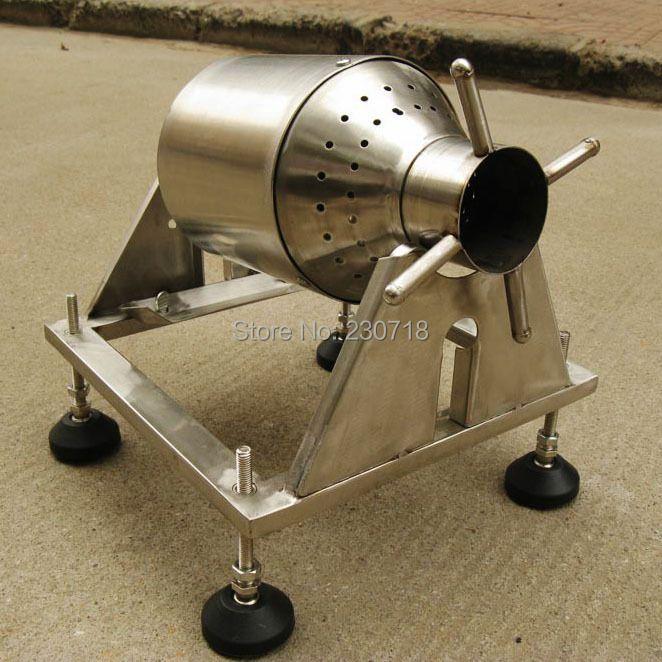 220V Little Helmsman DIY Coffee Bean Roaster Coffee Roaster OEM R-08 Coffee Bean Roaster with Motor