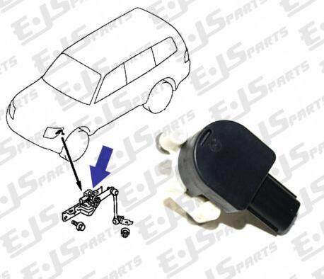 Suspension height sensor Ride Height Sensor For Mitsubishi PAJERO Suspention Height Sensor