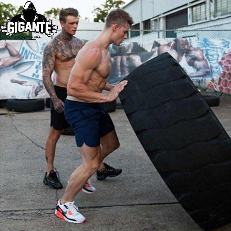 2018 Quality Men Golds Brand Fitness Shorts Mens Professional Bodybuilding Short Pants Gasp Big Size