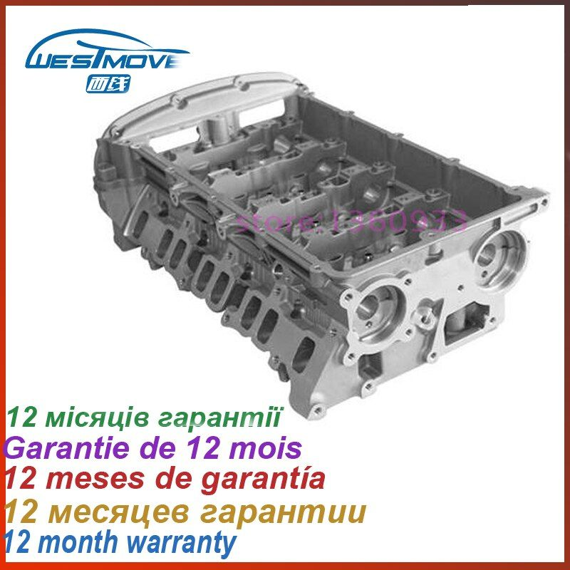 cylinder head for Peugeot Boxer 2198cc 2.2 HDI 16V 2006- ENGIEN : 4HU (PUMA) P8FA (PUMA) QVFA (PUMA) QWFA (PUMA) 02.00.GW